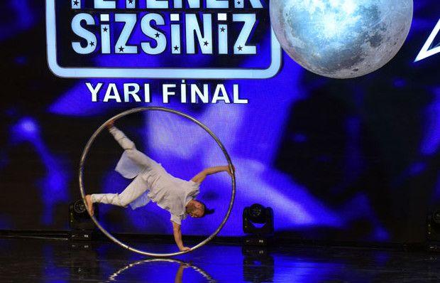 Emir Buhari yarı final performansı