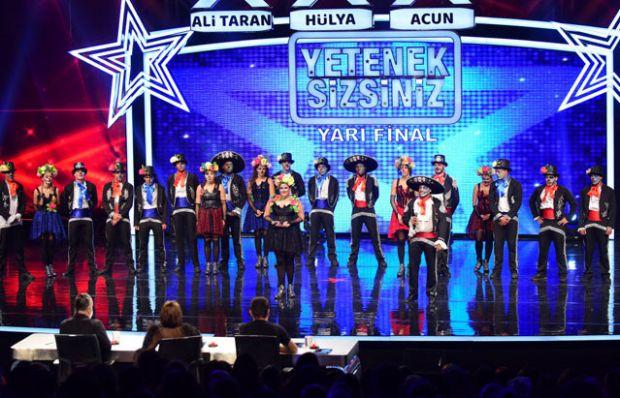 Estia Sweelem's yarı final performansı