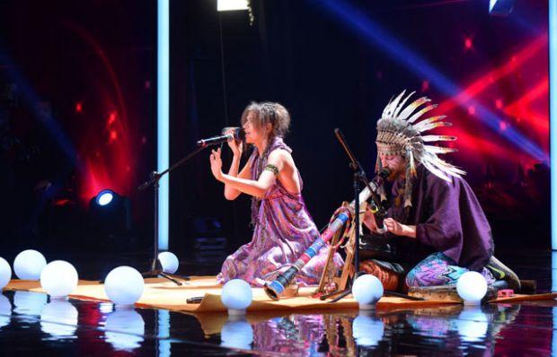 Shamans Laughter yarı final performansı