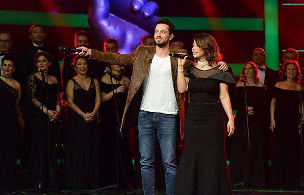 Arzu Yalnız Zogun ve Murat Boz birlikte sahnede!