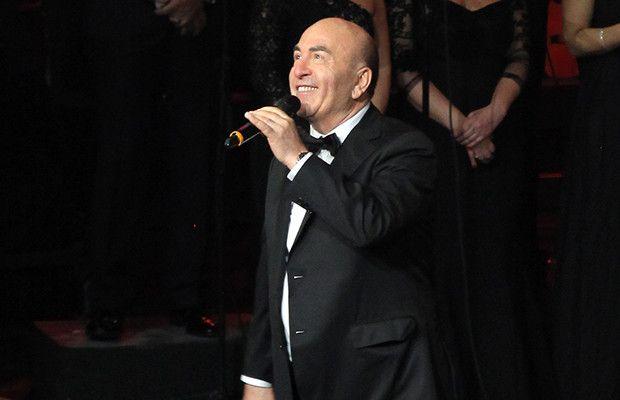 Ceyhun Yağcıoğlu'ndan 'Sessiz Gemi' performansı!