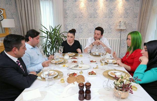 Yemekteyiz 160. bölüm (13/04/2018)