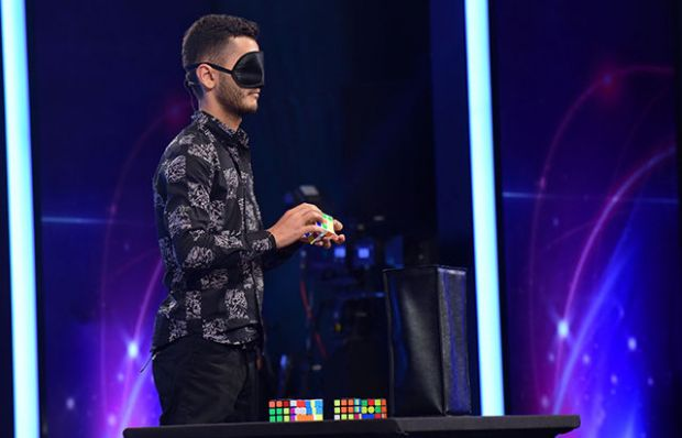Hezret İbrahim Küp Show final performansı