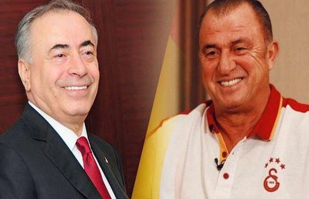 G.Saray'da Fatih Terim ile Mustafa Cengiz arasında dev zirve