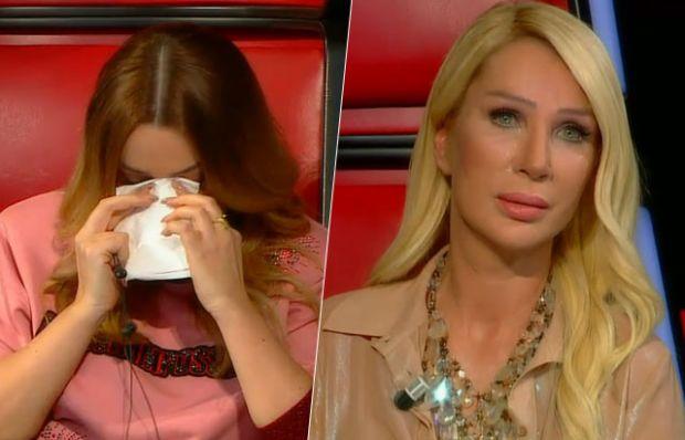 Hadise ile Seda Sayan'ı duygulandıran performans! Gözyaşlarını tutamadılar...
