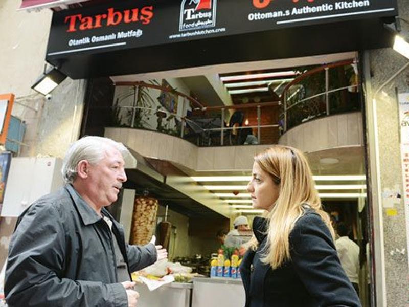Mülteci olarak geldi lokanta zinciri kurdu