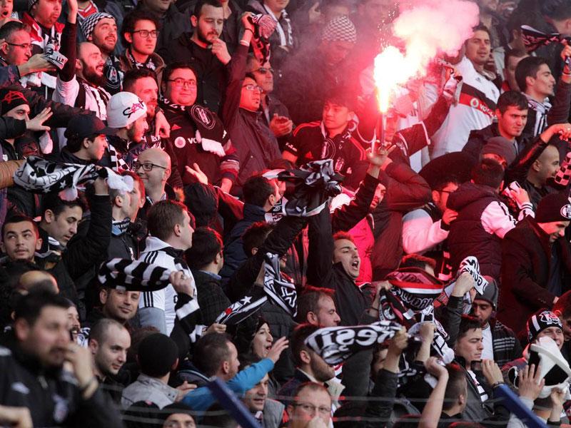 PFDK'dan Beşiktaş'a ağır ceza