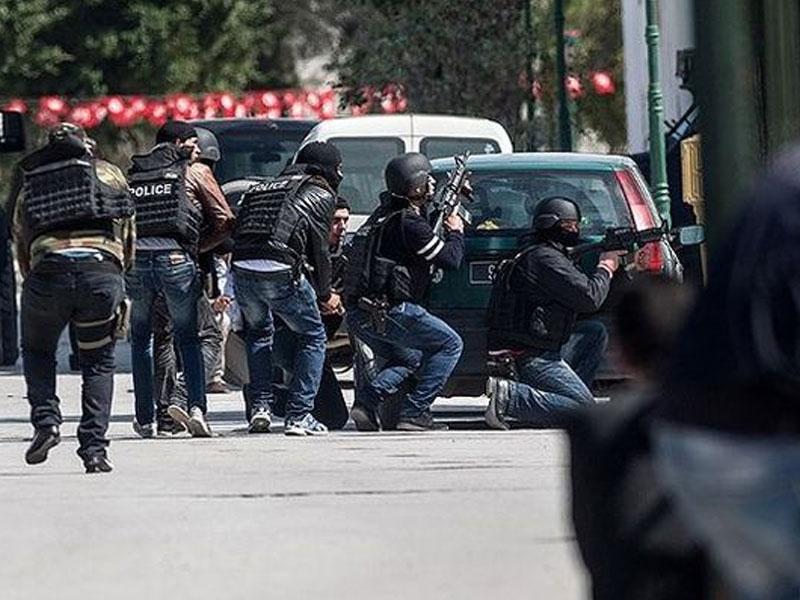O saldırıyı IŞİD üstlendi! 23 kişi öldü...