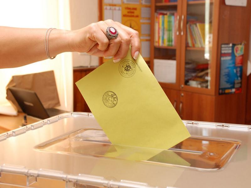 İşte AK Parti'nin oy oranı