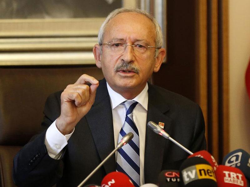 Kılıçdaroğlu gelen iki öneriyi açıkladı
