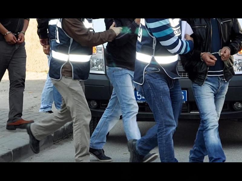Gaziantep'te IŞİD'e giden 17 kişi yakalandı