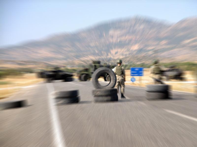 IŞİD, Gaziantep'te karakola saldırdı: 1 asker yaralı