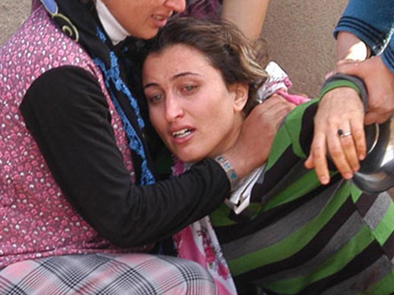 Kayınvalidesini öldüren Melek Karadayı'ya müebbet