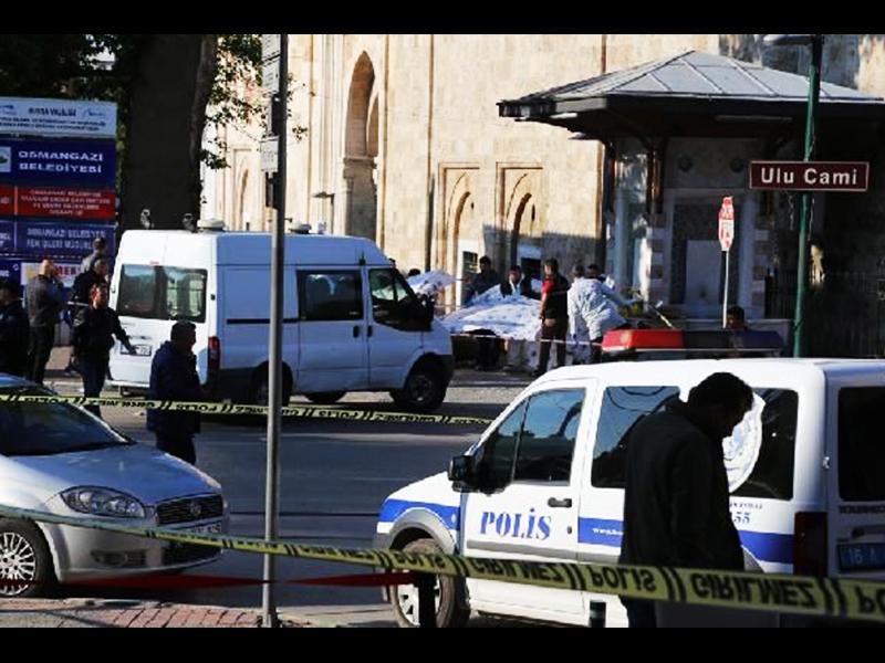Bursa'daki patlama sonrası ilk şüpheli örgüt IŞiD!