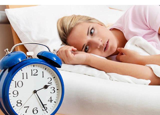 Uykusuzluk ve stres probleminiz için öneriler