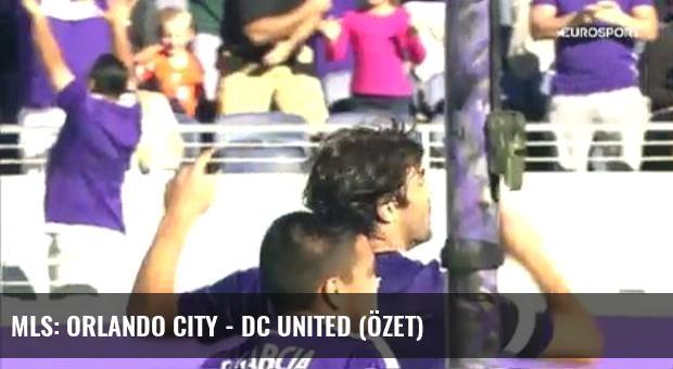 Mls: Orlando City - Dc United (Özet)
