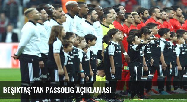 Beşiktaş'tan Passolig açıklaması