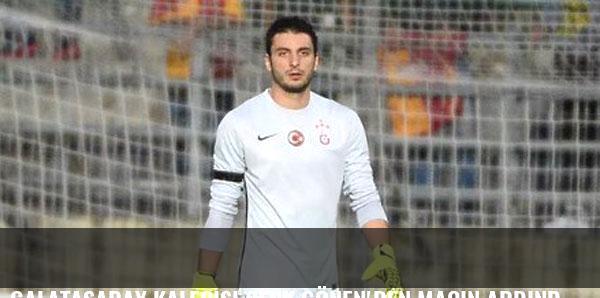 Galatasaray kalecisi Cenk Gönen'den maçın ardından büyük gaf