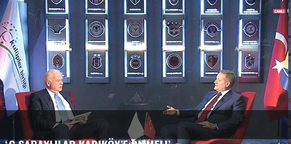 'G.Saraylılar Kadıköy'e gitmeli'