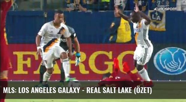 Mls: Los Angeles Galaxy - Real Salt Lake (Özet)