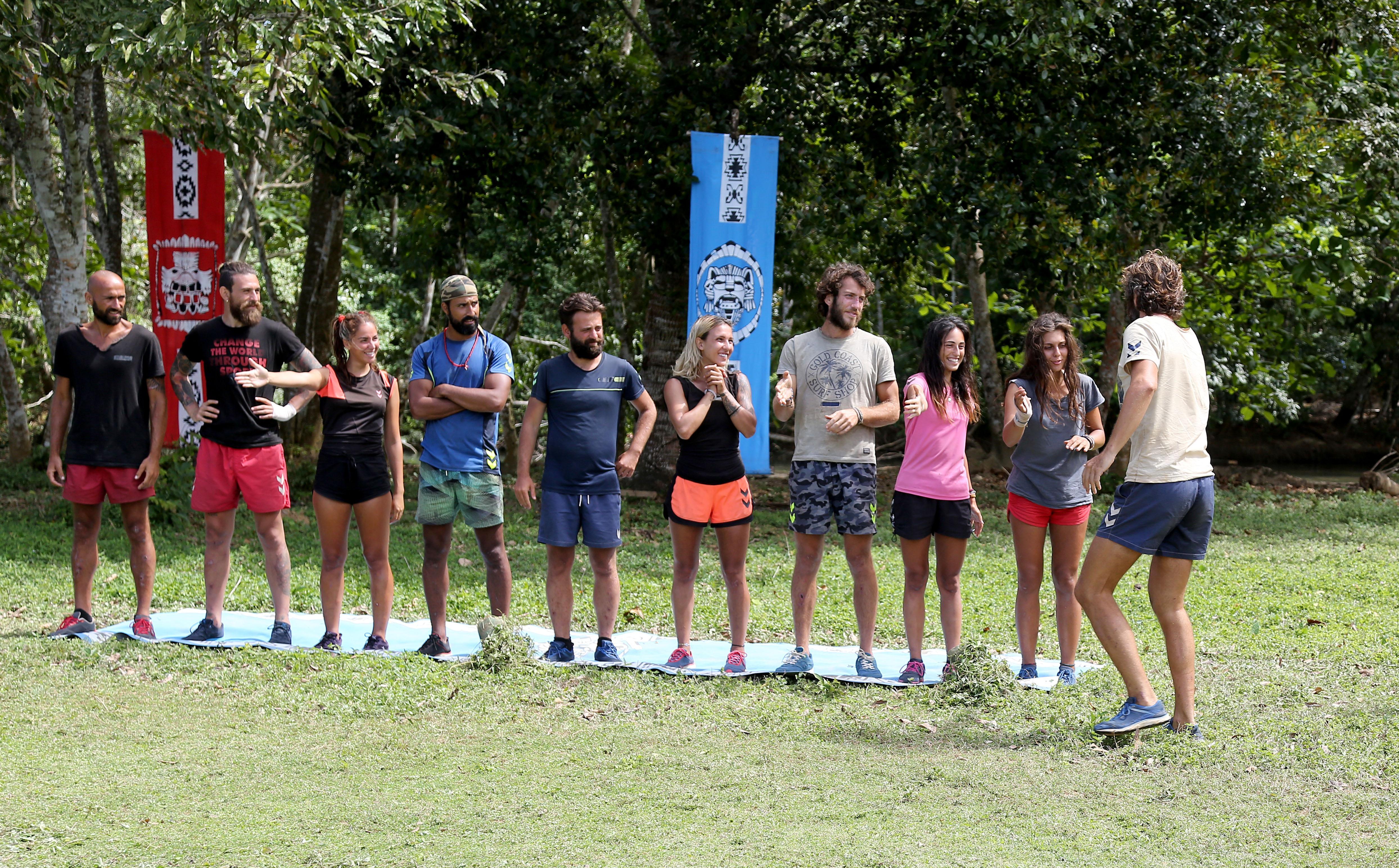 Survivor yarışmacıları Anadolu lezzetleri için yarıştılar!