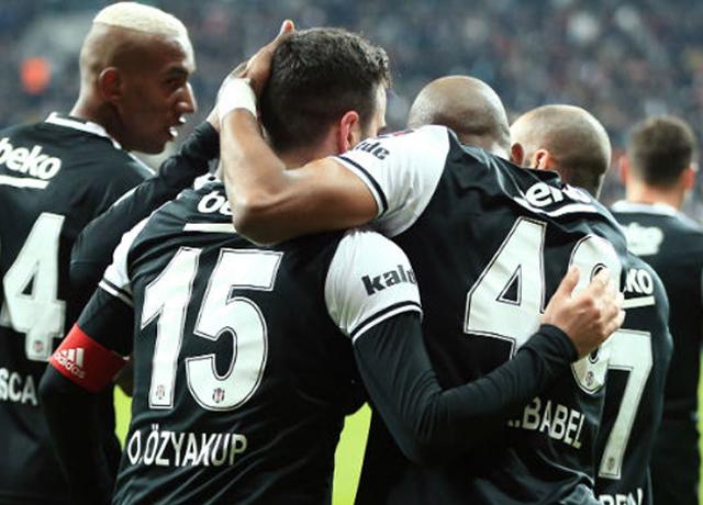 Beşiktaş, Lyon'u elerse...