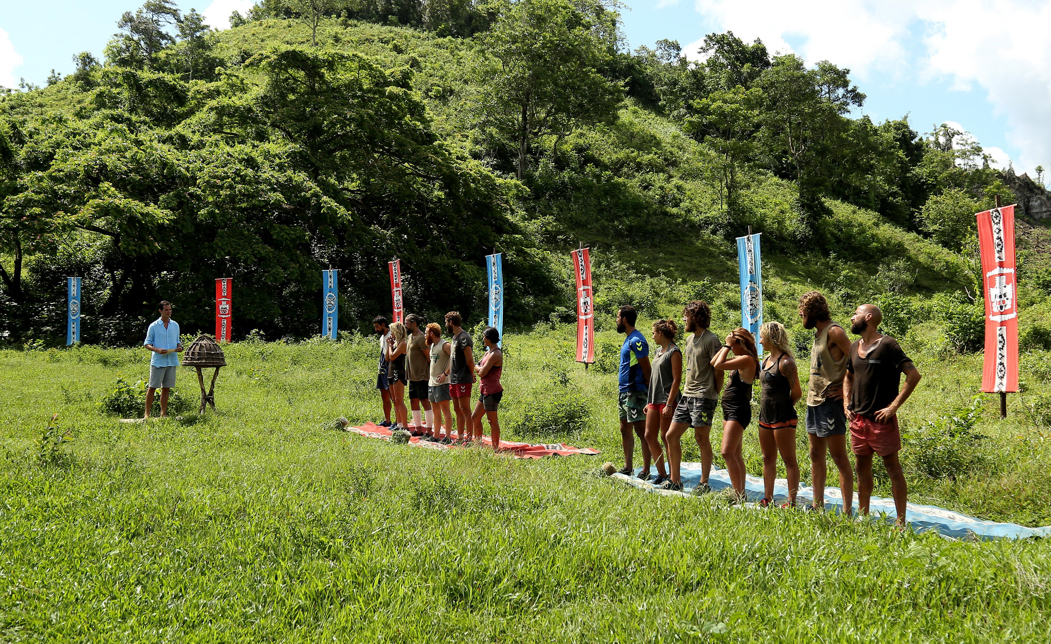 Survivor 2017 yarışmacıları 'La Romana'ya gidebilmek için yarıştı!