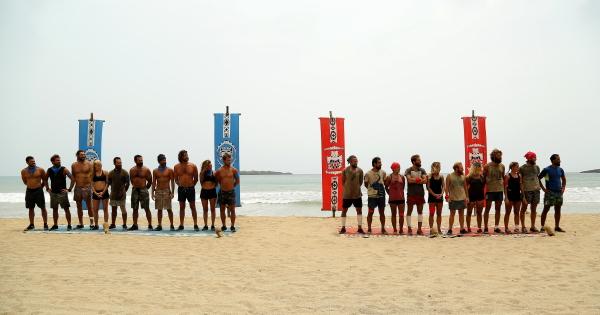 Survivor'daki Türkiye-Yunanistan mücadelesinden ilk kareler!