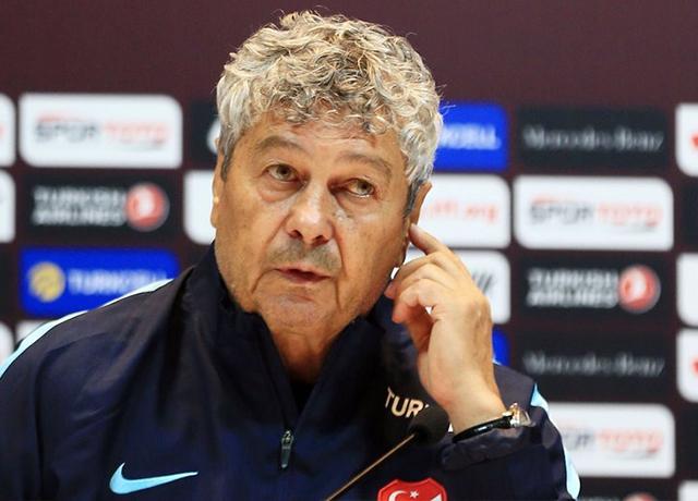 Lucescu: 'Yarın kaybeden, bir üst tura çıkma şansını kaybetmiş olacak'