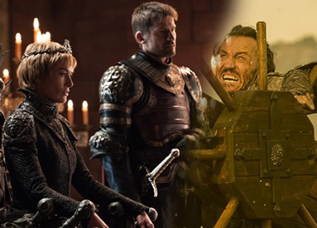 'Game of Thrones'a aşk ayarı!