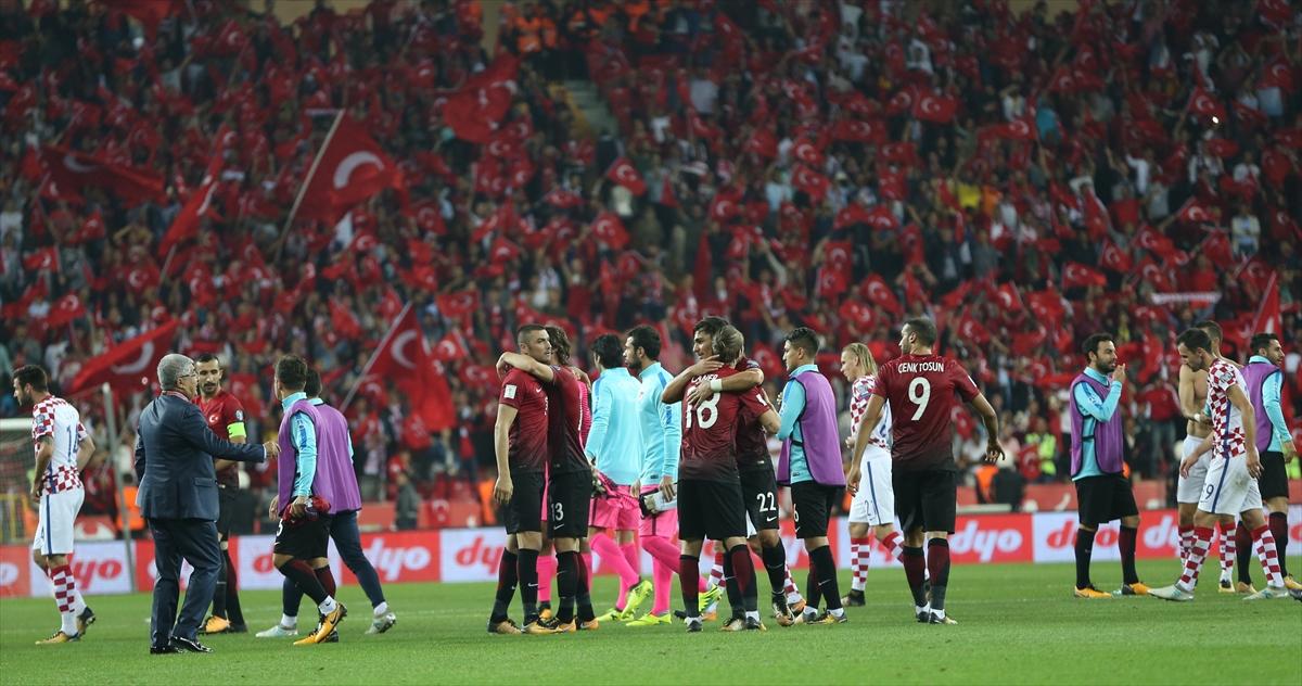 A Milli Takımımızın grubunda puan durumu ve kalan maçlar