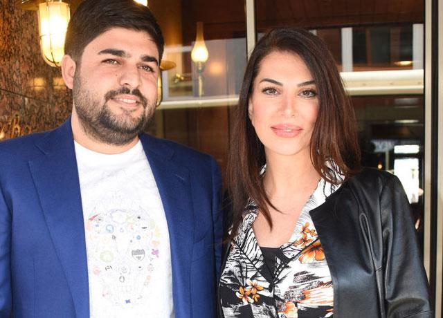 Ebru Yaşar'dan eşine teşekkür