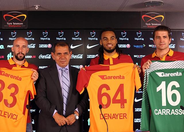 Galatasaray'da 34 yıl sonra bir ilk!