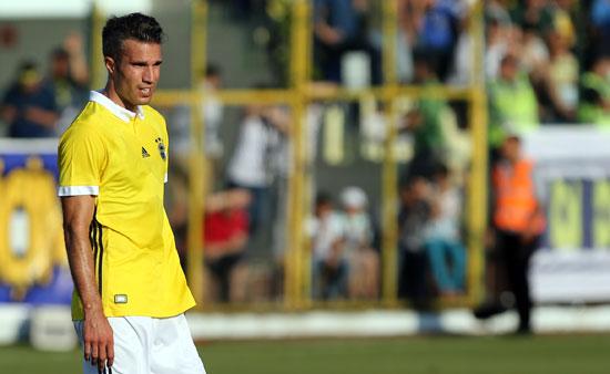 Fenerbahçe'de bir dönemin sonu! Robin Van Persie...