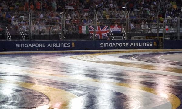 Formula 1'de feci kaza! Ferrari pilotları yarış dışı kaldı
