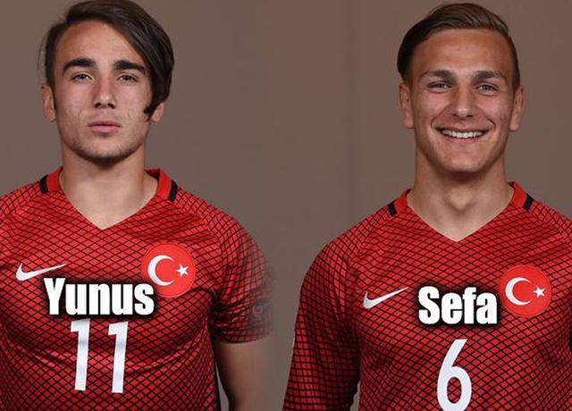 İtalya devleri Sefa Akgün ve Yunus Akgün'ün peşinde...
