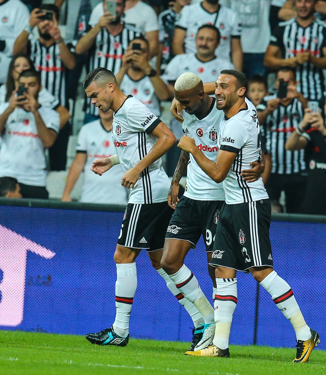 Beşiktaş'ta son dakika gelişmesi! Anderson Talisca...