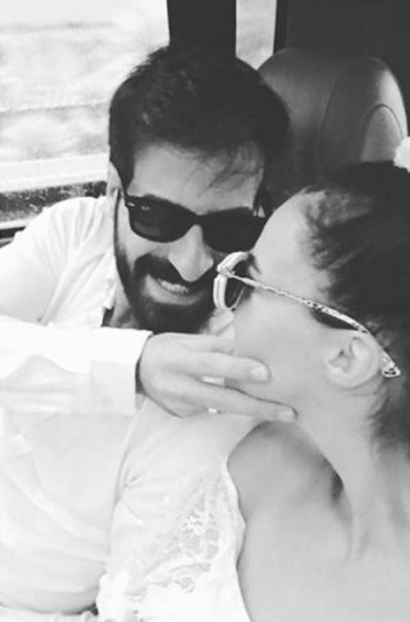 Hande Soral ile İsmail Demirci evleniyor