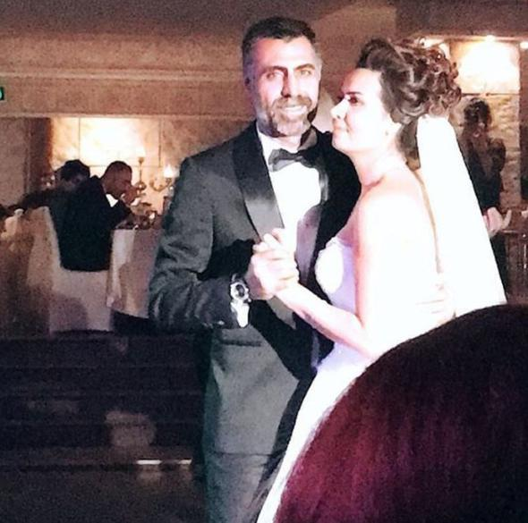 Kurtlar Vadisi'nin 'Abdülhey'i ikinci kez evlendi