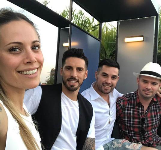 Trabzonspor'da Jose Sosa'nın eşi şehirden ayrıldı!