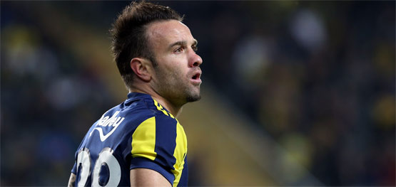 Fenerbahçe'de şok Valbuena iddiası!