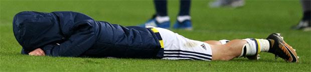 Fenerbahçeli yıldız maç sonunda çöktü kaldı!