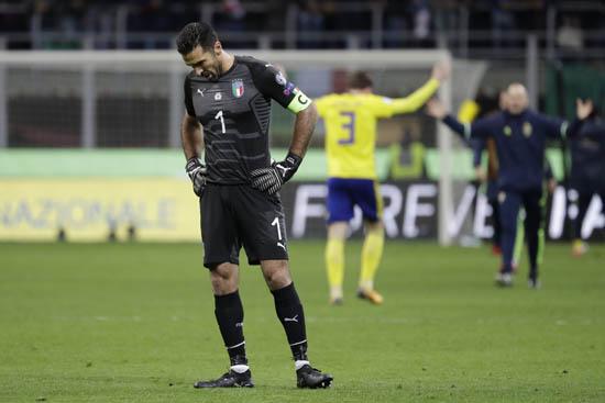 İtalya'da Dünya Kupası şoku!