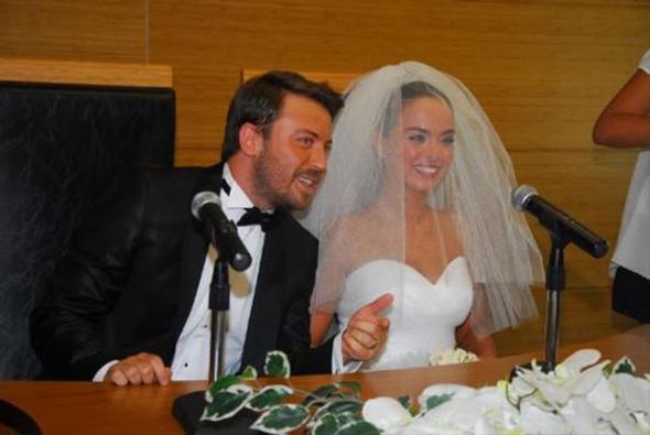 Beş yıllık evlilikleri tek celsede bitti!