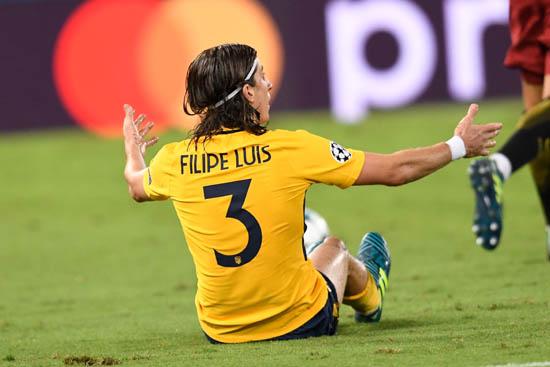 Galatasaray'ın Filipe Luis teklifi hazır!