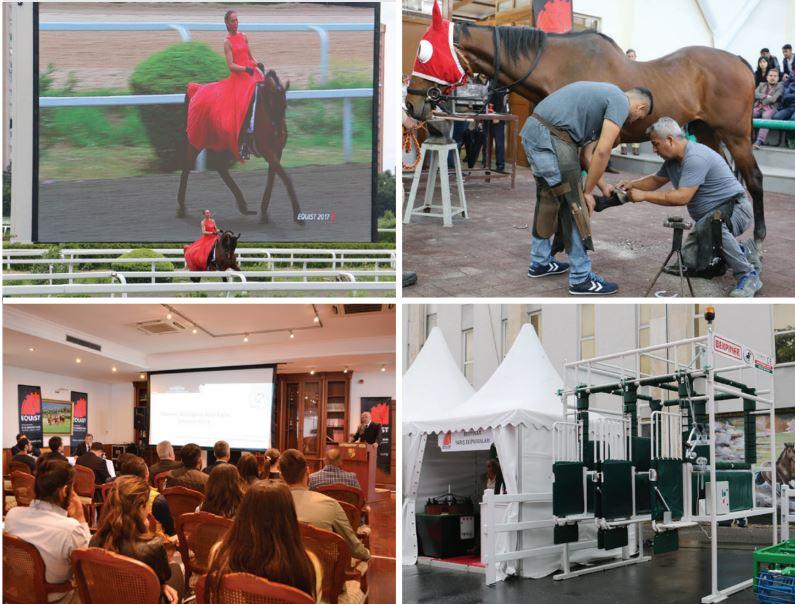 Uluslararası At ve Binicilik Fuarı EQUIST, heyecanı başlıyor!