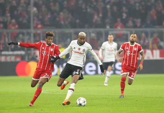 Alman basınından Bayern Münih-Beşiktaş maçı manşetleri!