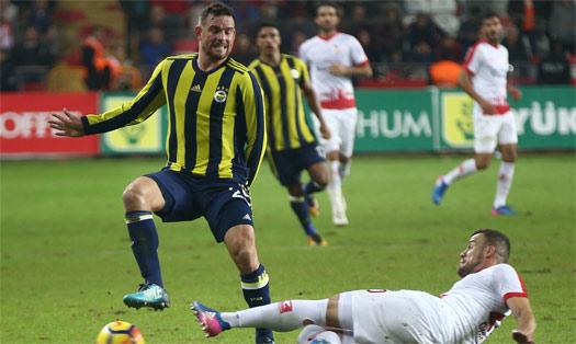Fenerbahçeli yıldızın son hali şoke etti!