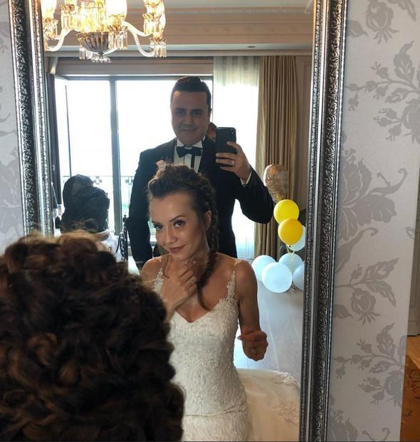 'Süper Baba'nın Alim'i Eray Demirkol evlendi
