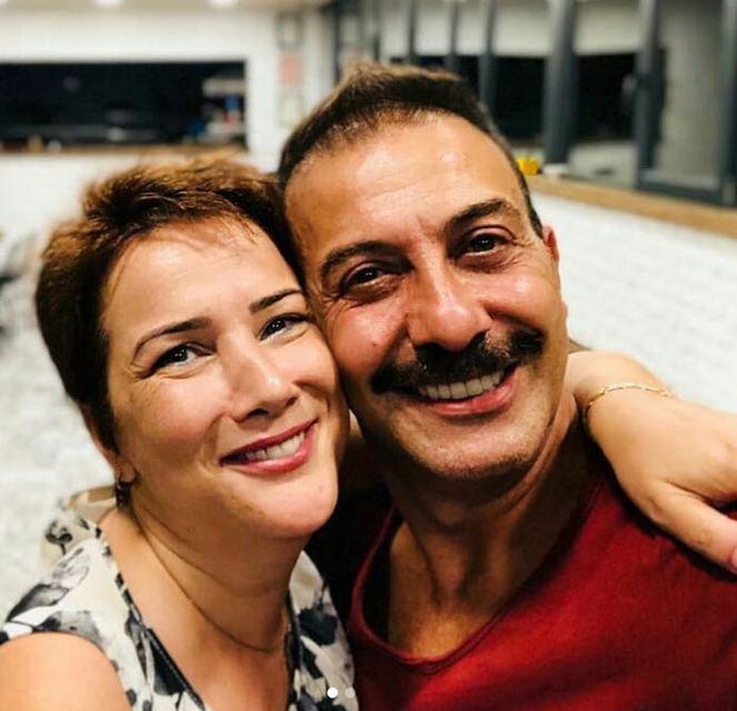 'Ayrılsak da Beraberiz' oyuncuları Janset ve Hakan Yılmaz yıllar sonra bir arada